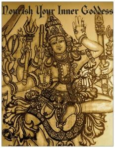nourish goddess