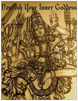 nourish your inner goddess new moon shakti circle