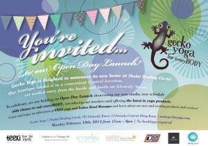 Gecko Launch Invite Front