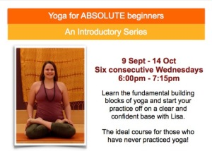 yoga for beginners sept-oct header