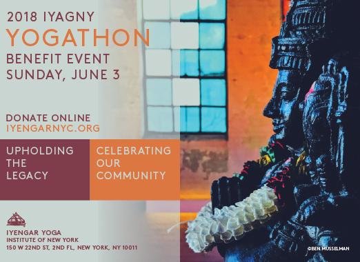 Yogathon 18