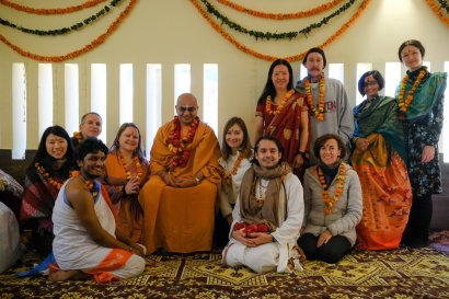 Sannyas Jayanti HK group Rishikesh India