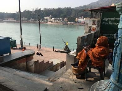Swami Rishikesh Ganga