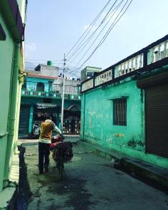Rishikesh Streets India