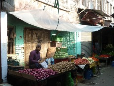 Fruit Market Rishikesh India